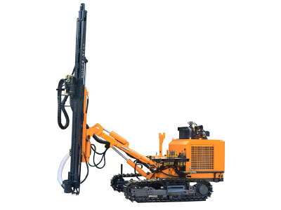 KG320/KG320H Down the hole Drill Rig Designed for Open Pit Mines and Quarries