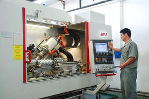 12 sets of world's leading screw rotor grinding machine