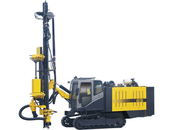 KT11S High Pressure Integrated Drilling Rig